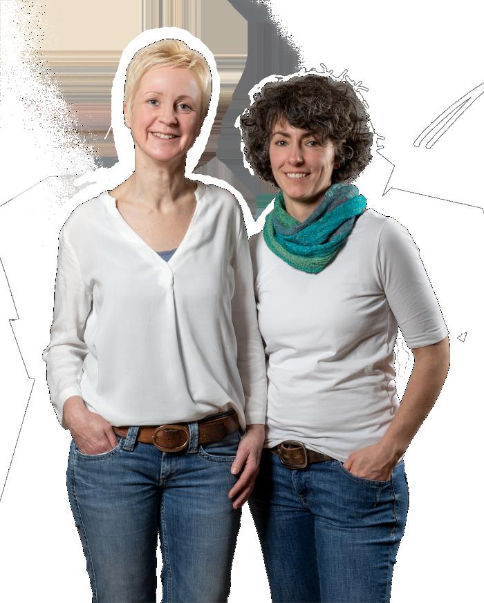 Gabi Klose & Laura Edel